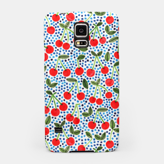 Cherries! by Veronique de Jong Samsung Case thumbnail image