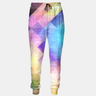 Thumbnail image of Pattern 10 Sweatpants, Live Heroes