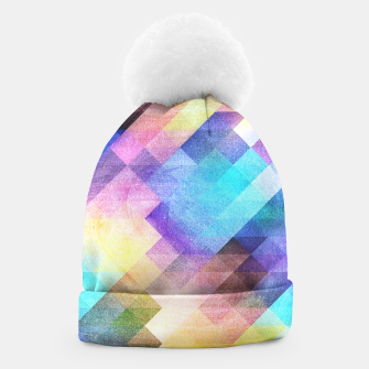 Thumbnail image of Pattern 10 Beanie, Live Heroes