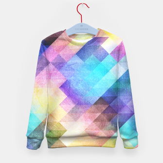Thumbnail image of Pattern 10 Kid's Sweater, Live Heroes