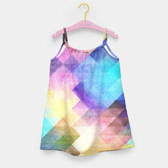 Thumbnail image of Pattern 10 Girl's Dress, Live Heroes