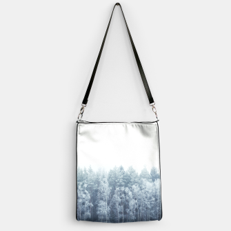 Miniature de image de Frosty forest feelings Handbag, Live Heroes