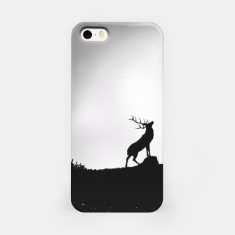 Imagen en miniatura de Silent Night iPhone Case, Live Heroes