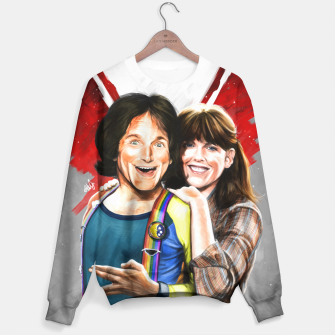 Thumbnail image of Mork & Mindy movie poster Sweater, Live Heroes