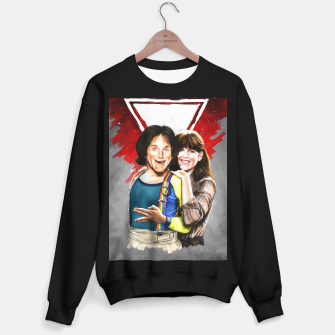 Thumbnail image of Mork & Mindy movie poster Sweater regular, Live Heroes