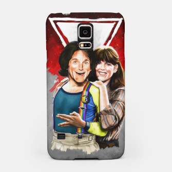 Thumbnail image of Mork & Mindy movie poster Samsung Case, Live Heroes