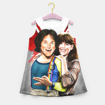 Thumbnail image of Mork & Mindy movie poster Girl's Summer Dress, Live Heroes