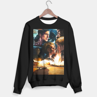 Thumbnail image of Drive movie poster Sweater regular, Live Heroes