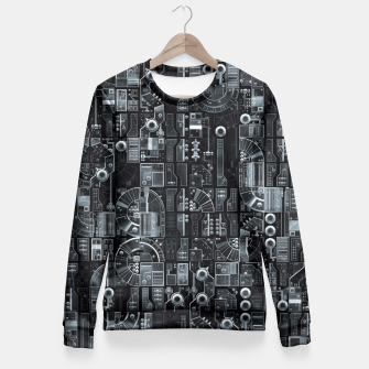 Thumbnail image of ROGUE ONE BLVCK Fitted Waist Sweater, Live Heroes