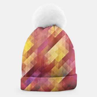 Thumbnail image of Fall pattern 2  Beanie, Live Heroes