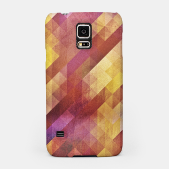 Thumbnail image of Fall pattern 2  Samsung Case, Live Heroes