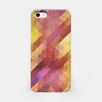 Thumbnail image of Fall pattern 2  iPhone Case, Live Heroes