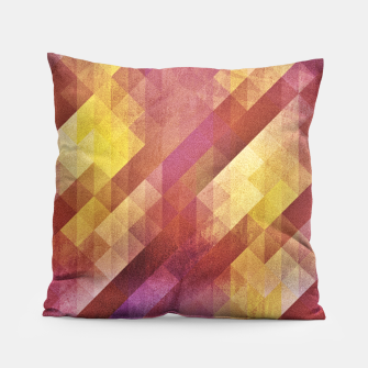 Thumbnail image of Fall pattern 2  Pillow, Live Heroes
