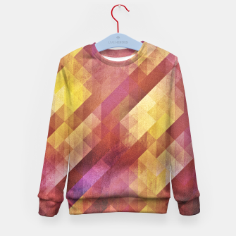 Thumbnail image of Fall pattern 2  Kid's Sweater, Live Heroes