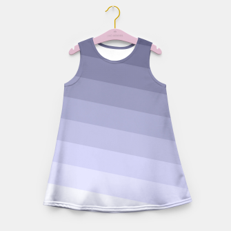 Miniaturka dEEPBLUESTRIPES Girl's Summer Dress, Live Heroes
