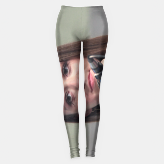 Thumbnail image of Maisie Williams Leggings, Live Heroes