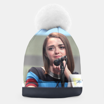 Thumbnail image of Maisie Williams Beanie, Live Heroes