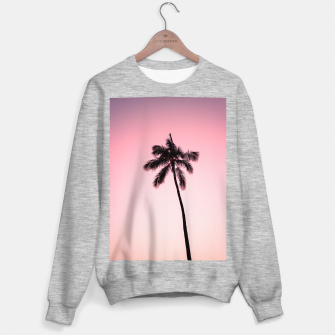 Thumbnail image of palmtree ver.pink Sweater regular, Live Heroes