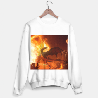 Thumbnail image of Dragon's world Sweater regular, Live Heroes