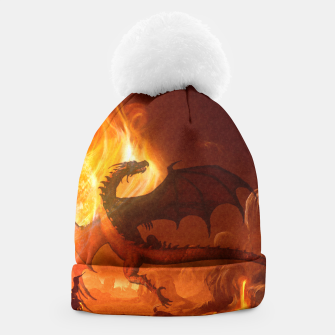 Thumbnail image of Dragon's world Beanie, Live Heroes