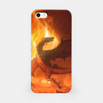Dragon's world iPhone Case thumbnail image