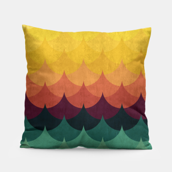 Waves in Gradient Pillow obraz miniatury