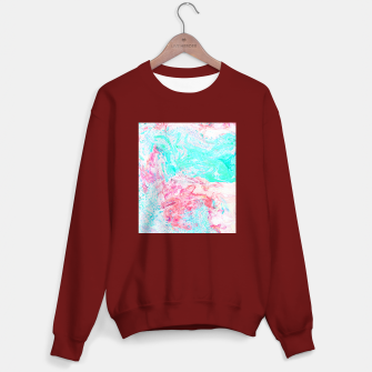 Thumbnail image of Paper Marble Sweater regular, Live Heroes