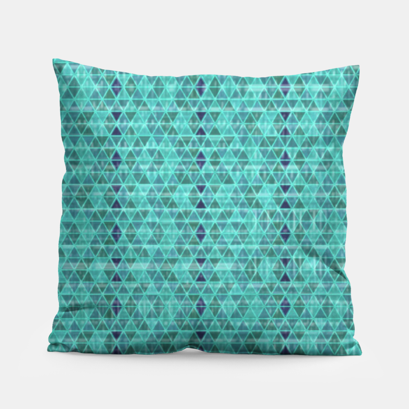 Image of Seablue  Pillow - Live Heroes