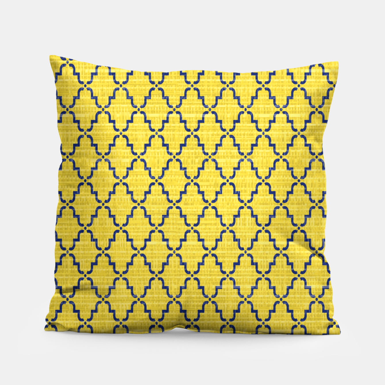 Image of Gold Vintage  Pillow - Live Heroes