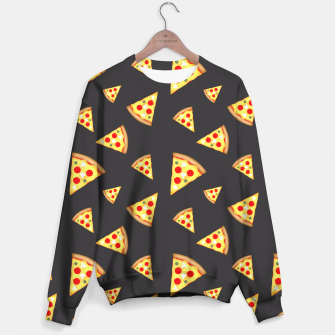 Cool and fun pizza slices pattern Sweater thumbnail image