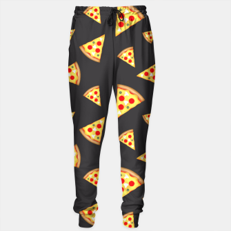 Cool and fun pizza slices pattern Sweatpants thumbnail image