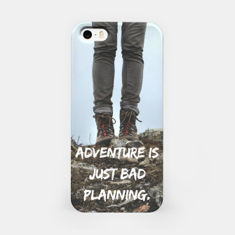 Miniatur Adventure iPhone Case, Live Heroes