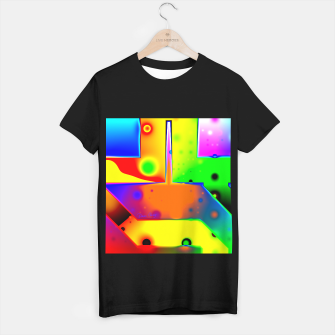 Thumbnail image of Rainbow Step T-shirt regular, Live Heroes