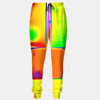 Thumbnail image of Rainbow Step Sweatpants, Live Heroes
