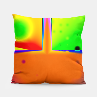Thumbnail image of Rainbow Step Pillow, Live Heroes