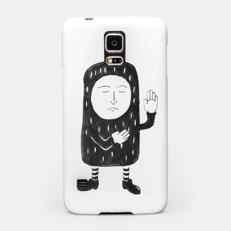 Thumbnail image of Small Pea Nut Samsung Case, Live Heroes