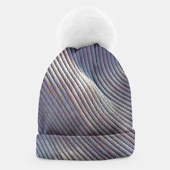 Thumbnail image of Fabric Distortion Beanie, Live Heroes
