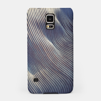 Thumbnail image of Fabric Distortion Samsung Case, Live Heroes