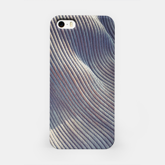 Thumbnail image of Fabric Distortion iPhone Case, Live Heroes
