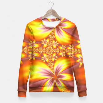 Thumbnail image of FallSeasonHall Fitted Waist Sweater, Live Heroes
