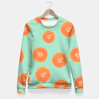 Oranges Fitted Waist Sweater obraz miniatury