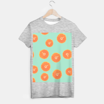 Oranges T-shirt regular obraz miniatury