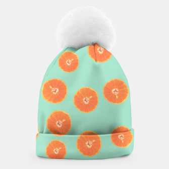 Thumbnail image of Oranges Beanie, Live Heroes