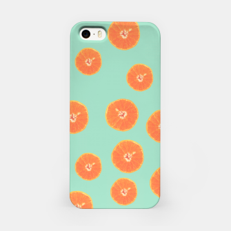 Oranges iPhone Case obraz miniatury