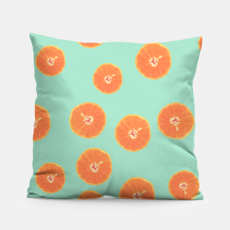 Oranges Pillow obraz miniatury