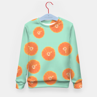 Oranges Kid's Sweater obraz miniatury