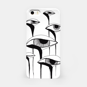 Thumbnail image of Tears iPhone Case, Live Heroes