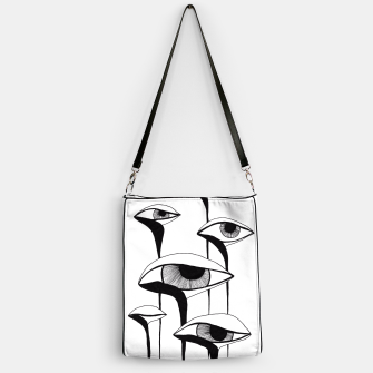 Thumbnail image of Tears Handbag, Live Heroes