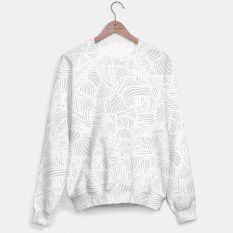 Thumbnail image of white Sweater, Live Heroes