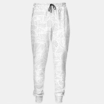 white Sweatpants thumbnail image